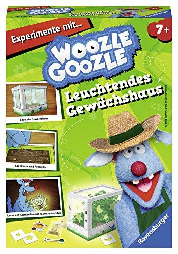 Woozle Goozle, Leuchtendes Gewächshaus ()