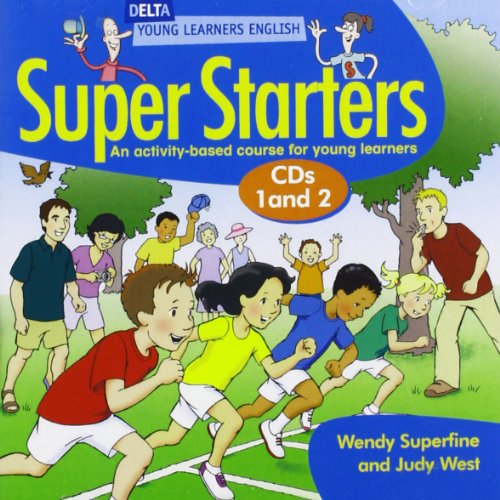 Delta Young Learner's Super Starter English Audio CD Pack (2): An Activity-based Course for Young Learners (Delta Young Learners English)