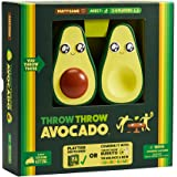Throw Throw Avocado by Exploding Kittens - A Dodgeball Card Game - Family-Friendly Party Games - Card Games for Adults, Teens