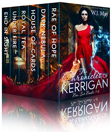 The Chronicles of Kerrigan Box Set Books # 1 - 6: Paranormal Fantasy Young Adult/New Adult Romance thumbnail