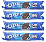 #1: Oreo Vanilla Crème Biscuits, 150 Grams (Pack of 4)