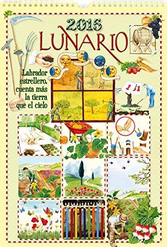 Descargar Libro Lunario (Calendarios Rustika 2015) de Equipo de Todolibro
