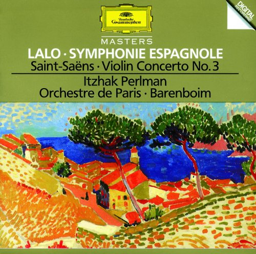 Lalo: Symphony espagnole Op.21 / Saint-Saens: Concerto For Violin And Orchestra No. 3 In B Minor, Op. 61 / Berlioz: Reverie et Caprice Op. 8 For Violin And Orchestra (Mp3 Saint Saens Violin Concerto)