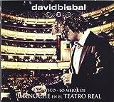 Songtexte von David Bisbal - Una noche en el Teatro Real
