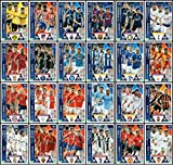 Match ATTAX 18/19 Jeu Complet de Cartes UCL Trio Road to Madrid 1919