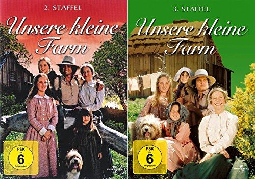 Staffel 2+3 (12 DVDs)