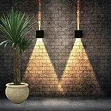 Wandleuchte für Schlafzimmer Wandleuchte Innen Wandleuchten Auf und ab Einfach Moderne Nachttischlampe 7W LED im Freien wasserdichte Wandlampe Gartenlampe Wohnzimmerlampe Gang Hintergrund Treppenwandl