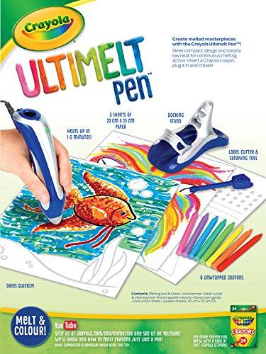 Crayola 04- 0441- E- 000 Ultimelt - Bolígrafo