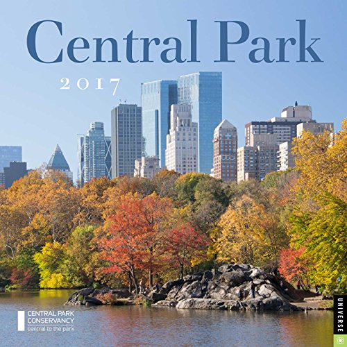Central Park 2017 Calendar par Central Park Conservancy