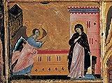 Circle Guido Da Siena Poster Drucken (91,44 x 60,96 cm)