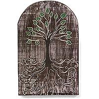 Árbol de la vida tallada señal para casa o Garden regalo–jardín del Edén. Este es un gran señal para tu hogar, 5th aniversario regalo, cobertizo, invernadero, jardín, árbol