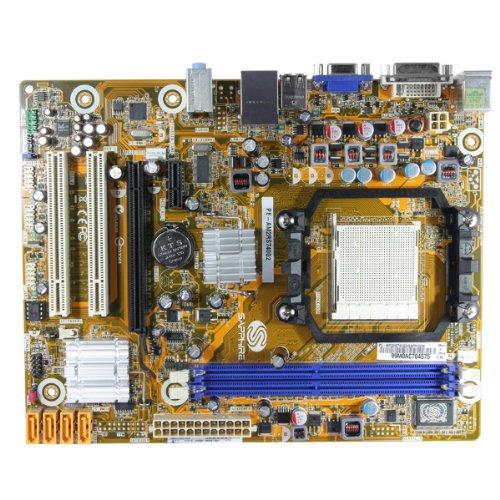 Sapphire 52027-01-40R Mainboard Sockel AMD AM3 PE-AM2RS 740G2+SB600 DDR2 Speicher Micro ATX -