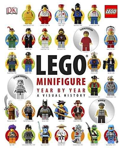 LEGO Minifigure Year by Year a Visual History by Gregory, Lipkowitz, Daniel Farshtey (2013-10-01)