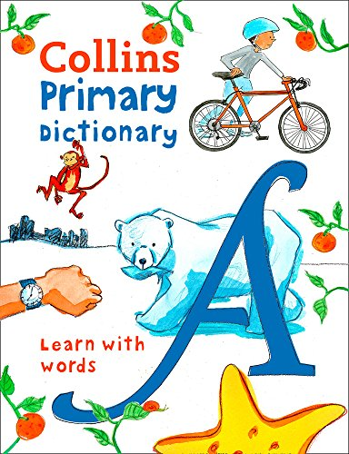 Collins Primary Dictionary: Learn with words (Collins Primary Dictionaries) por Collins Dictionaries