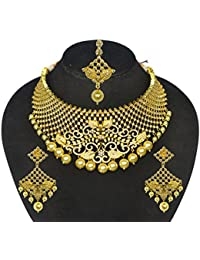 [Sponsored Products]bridal Jewellery Sets Traditional Imitation Sets Fashion Necklace Set Costume Jewellery Set DM0001