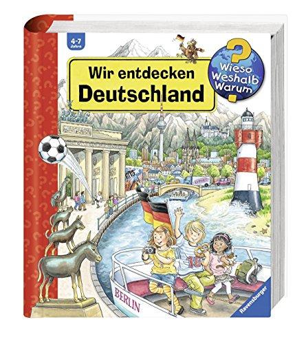 Ravensburger Kinder Sachbuch Wieso? Weshalb? Warum? - Wir entdecken Deutschland