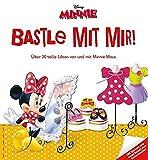 Disney Minnie - Mein Bastelbuch: Über 30 tolle Ideen von und mit Minnie Maus