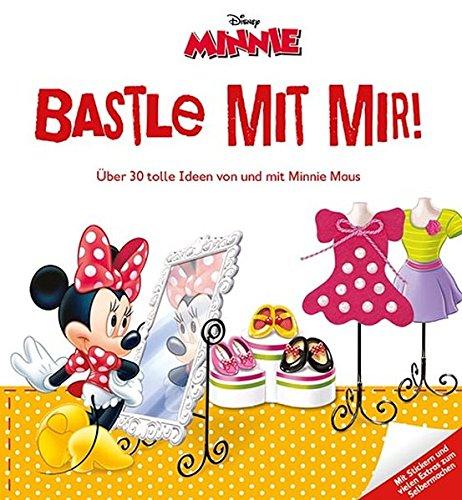 Disney Minnie - Mein Bastelbuch: Über 30 tolle Ideen von und mit Minnie ()