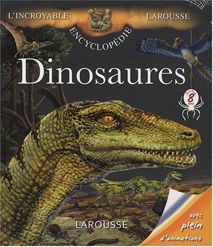 Dinosaures par Benoît Delalandre