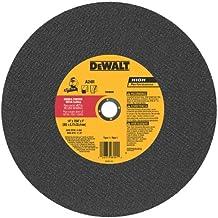 Dewalt Accessories 14in Metal Chop Saw Wheel [DIY & Tools]