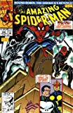 The Amazing Spiderman: Round Robin, the Sidekick's Revenge!: Roll Call-- Spider-man, Night Thrasher, Moon Knight, and Let's Not Forget the Punisher and Nova! (Vol. 1, No. 356, December 1991) by Stan Lee (1991-08-02)