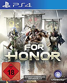 For Honor - [PlayStation 4] (B00ZR8DFMA) | Amazon price tracker / tracking, Amazon price history charts, Amazon price watches, Amazon price drop alerts