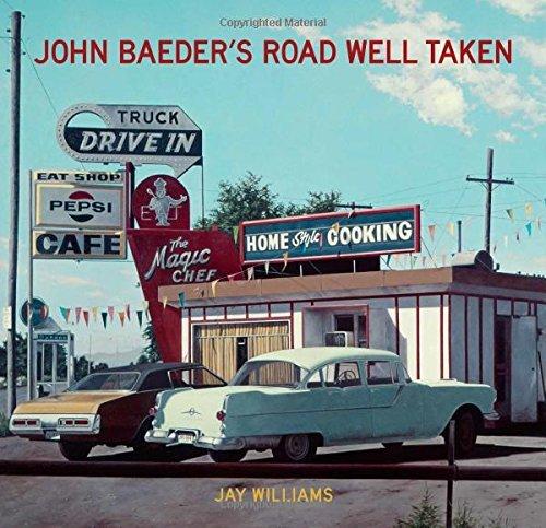 John Baeder's Road Well Taken by Jay Williams (2015-10-20)