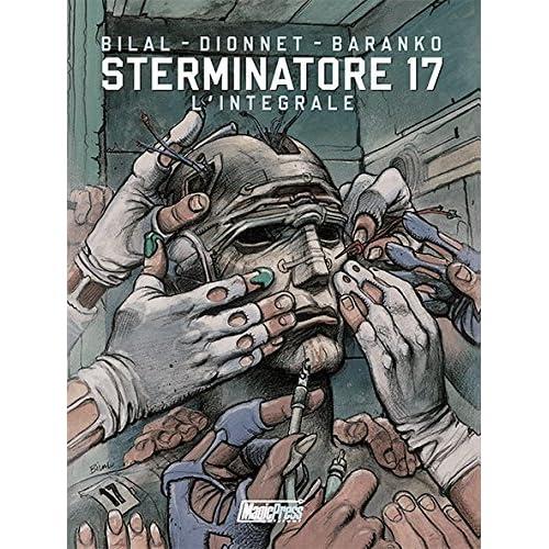 Sterminatore. L'integrale: 17