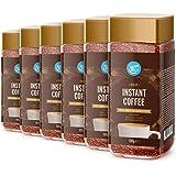Marca Amazon - Happy Belly Café soluble Gold - 600gr (6x100gr)