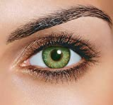 #7: Polo House USA Monthly Power Contact Lens -(Green, -5.5)