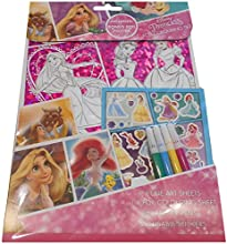 Anker pscst1 Disney Princess Set de colorear