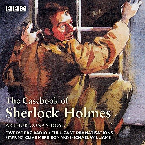 The-Casebook-of-Sherlock-Holmes-BBC-Audio