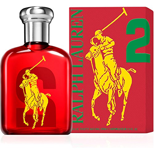 Ralph Lauren Big Pony Collection Nr. 2 homme/men, Eau de Toilette, Vaporisateur/Spray 75 ml, 1er Pack (1 x 75 ml) -