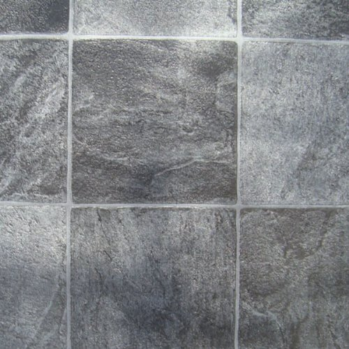 Granite Alu Black Tile Roma Viny...