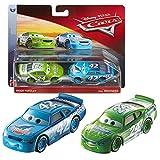 Disney Cars 3 Cast 1:55 - Auto Fahrzeuge Doppelpack zur Auswahl, Typ:Brick Yardley & Cal Wheathers