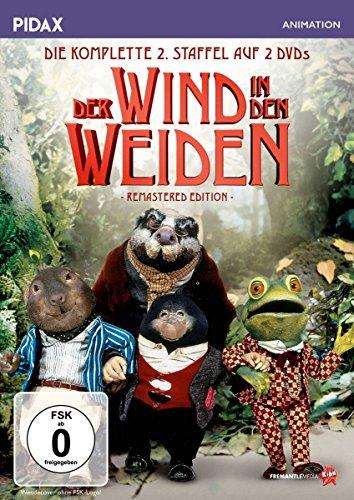 Der Wind in den Weiden, Staffel 2 - Remastered Edition (The Wind in the Willows) / Die kom Preisvergleich