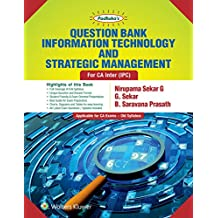 Question Bank- Information Technology and Strategic Management: Padhuka CA IPCC