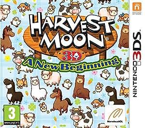 Harvest Moon : A New Beginning [Version anglais]