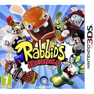 Rabbids Rumble (Nintendo 3DS)