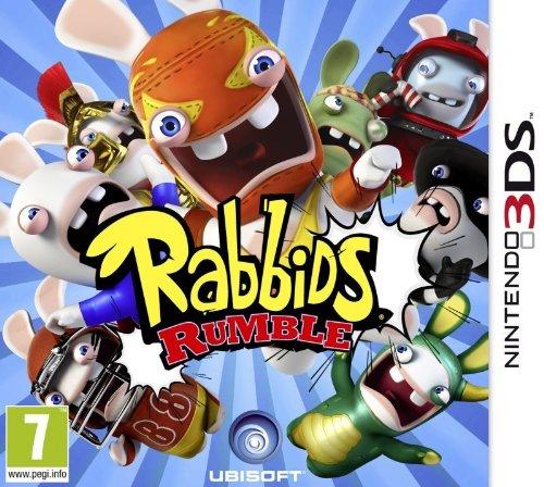 Rabbids Rumble (Nintendo 3DS) [Importación inglesa], usado segunda mano  Se entrega en toda España
