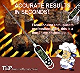Generic Professional kitchen Digital Thermometer for Cooking/Meat/Barbecue/Food/Liquids