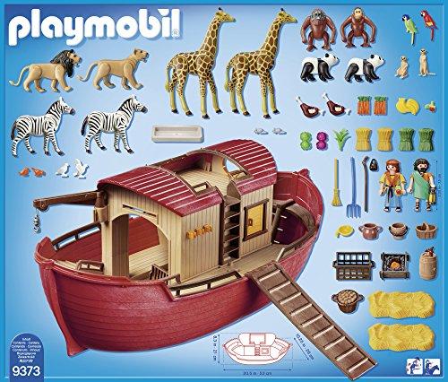 Playmobil 9373 Arche Noah, Spiel