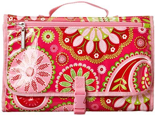 kalencom-1741-gypsy-paisley-quick-change-kit-nappy-bag-gypsy-paisley-cotton-candy