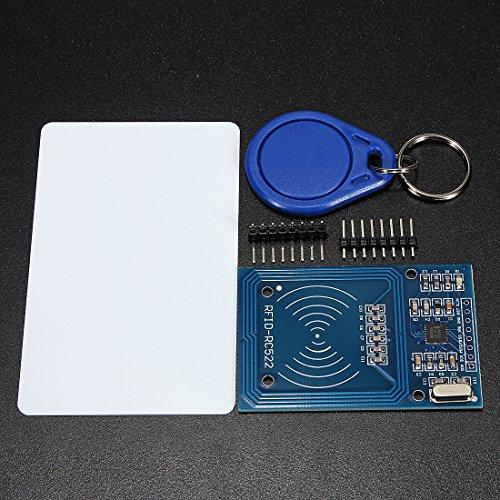 Ils - 3.3V RC522 Módulo Inducció Tarjeta Chip IC