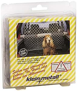Kleinmetall 20620005 rete di protezione per cani for Amazon trasportini per cani