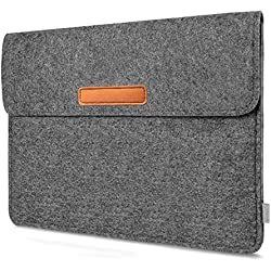"Inateck Housse Compatible avec iPad Air 2019 10,5"" /iPad Pro 10,5"" /iPad Pro 11'' 2018, iPad Pro 9,7"", Nouvel iPad 9,7 (2017/2018), ipad Air 9,7, Surface Go 10"", ASUS ZenPad 10"