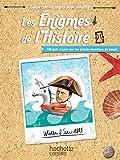 Telecharger Livres Les Enigmes de l Histoire 100 quiz et jeux sur les grands manitous du passe (PDF,EPUB,MOBI) gratuits en Francaise