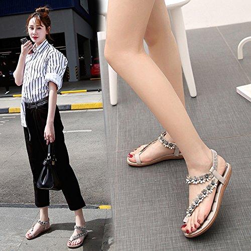 Estate Sandali Scarpe Donna Uomo & Carriera / Abito / Casual Scarpe Donna Sandali Slingback Heels Heel: (1cm) Colore / formato facoltativo Grigio