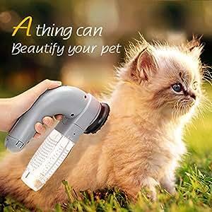 sansido pour animaux cheveux lectrique appareil ventouse pour retirer la salet pour chien. Black Bedroom Furniture Sets. Home Design Ideas