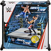 WWE - Ring Superestrellas Smackdown (Mattel Fmh14)